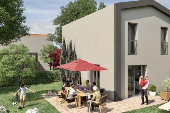Vente de programmes immobiliers neufs Lyon